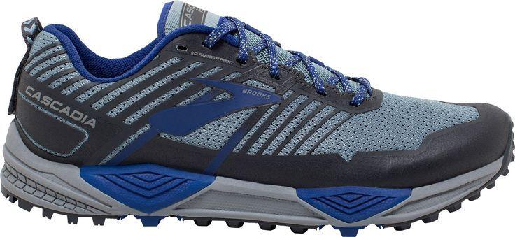 Brooks Men's Cascadia 13 Trail Running Shoes ,  Brooks Men's Cascadia 13 Trail Running Shoes ,