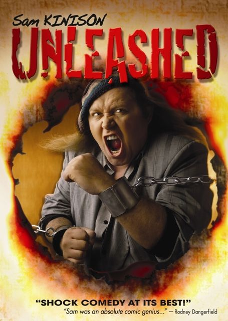 Sam Kinnison | Sam Kinison: Unleashed was released by Mill Creek Entertainment on ...