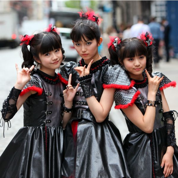 7 awesome facts about Babymetal that you need to know. The most insane break out act of the year?... Click the image for more.
