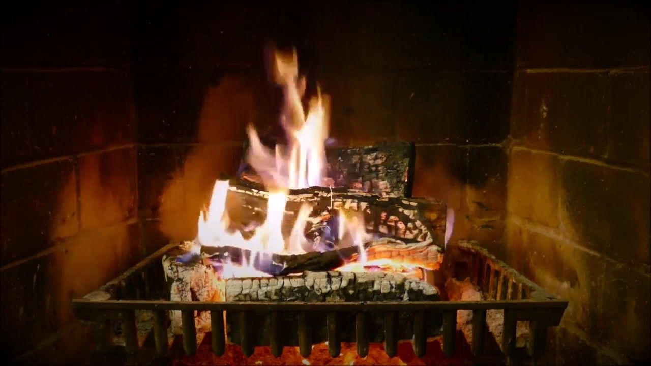 Best Fireplace Christmas songs with Crackling Sounds - YouTube ...