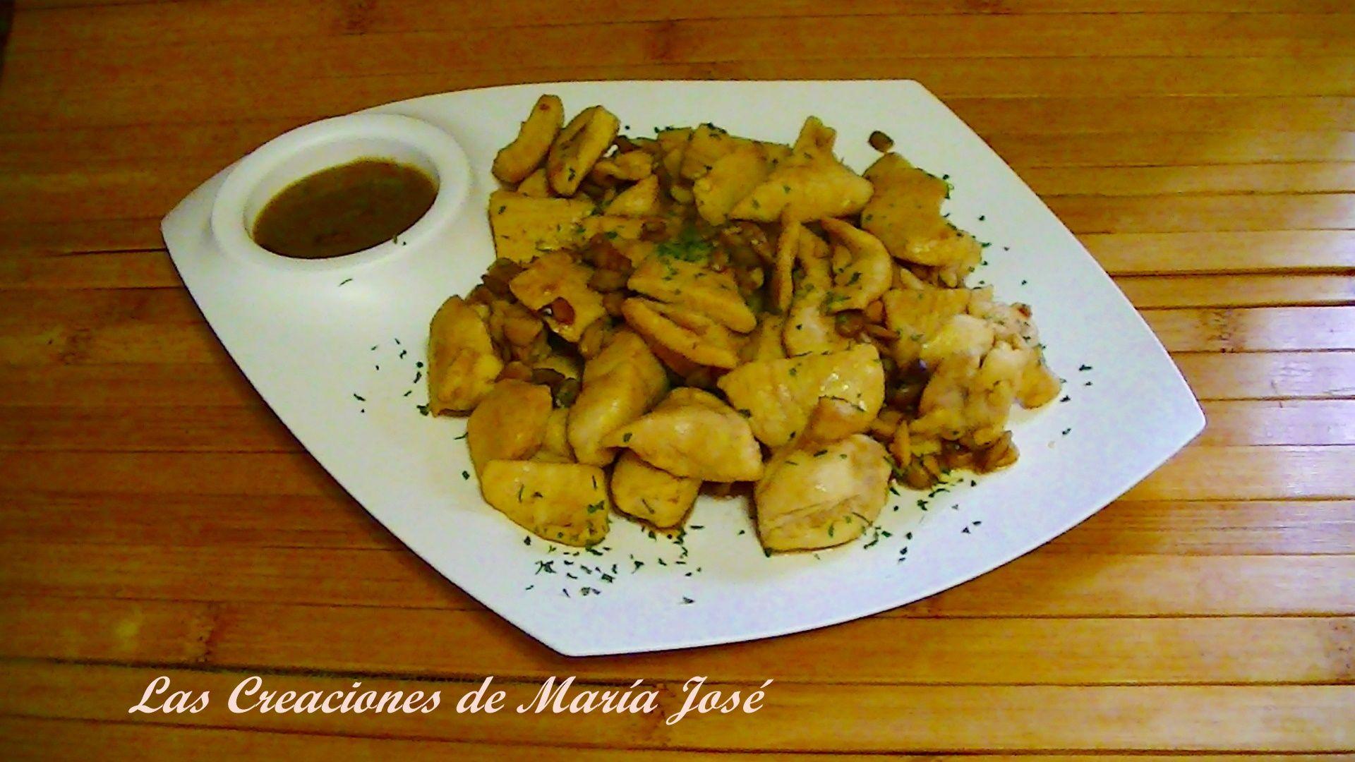 POLLO AL CAFÉ http://mariajoseysuscreaciones.blogspot.com.es/2014/02/pechuga-de-pollo-al-cafe.html