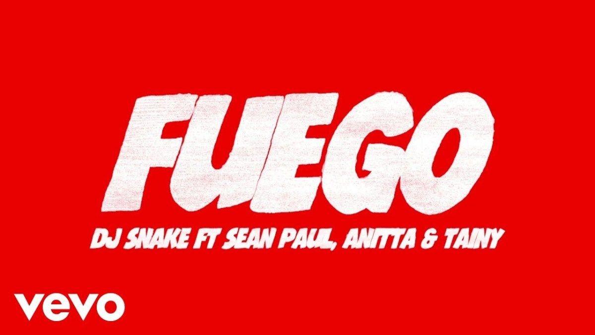 Dj Snake X Sean Paul X Anitta Fuego Ft Tainy Sean Paul New