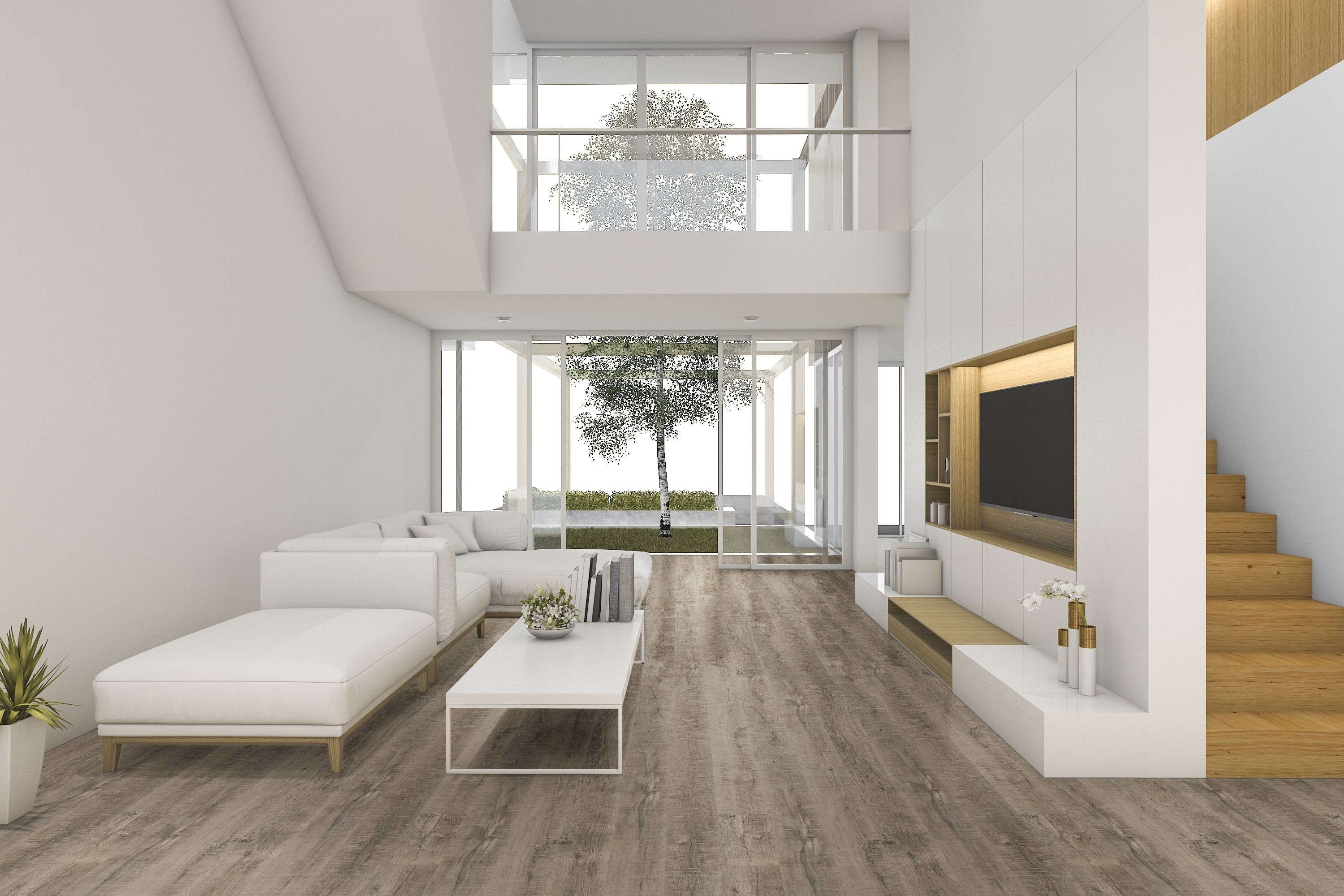 MSI's Everlife Luxury Vinyl Tile (LVT) Collection stands