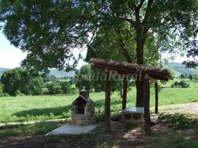 Pin En Casas Rurales Con Barbacoa