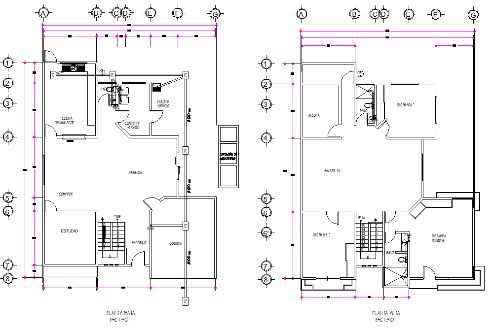 Ecological House Plan Autocad File Autocad Ecological File House Plan Ecological House House Plans Autocad