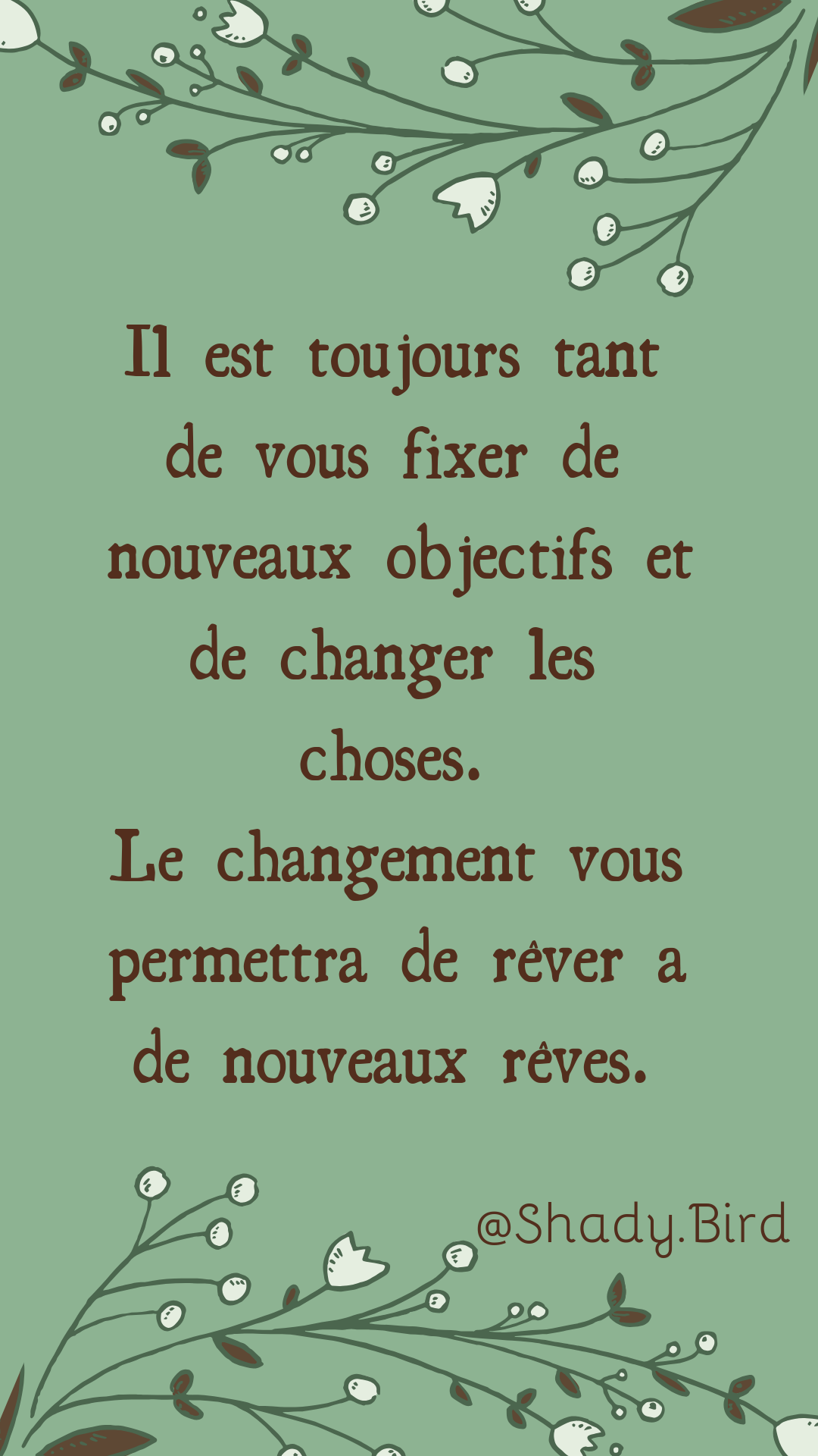 épinglé Sur Citations Inspirantes