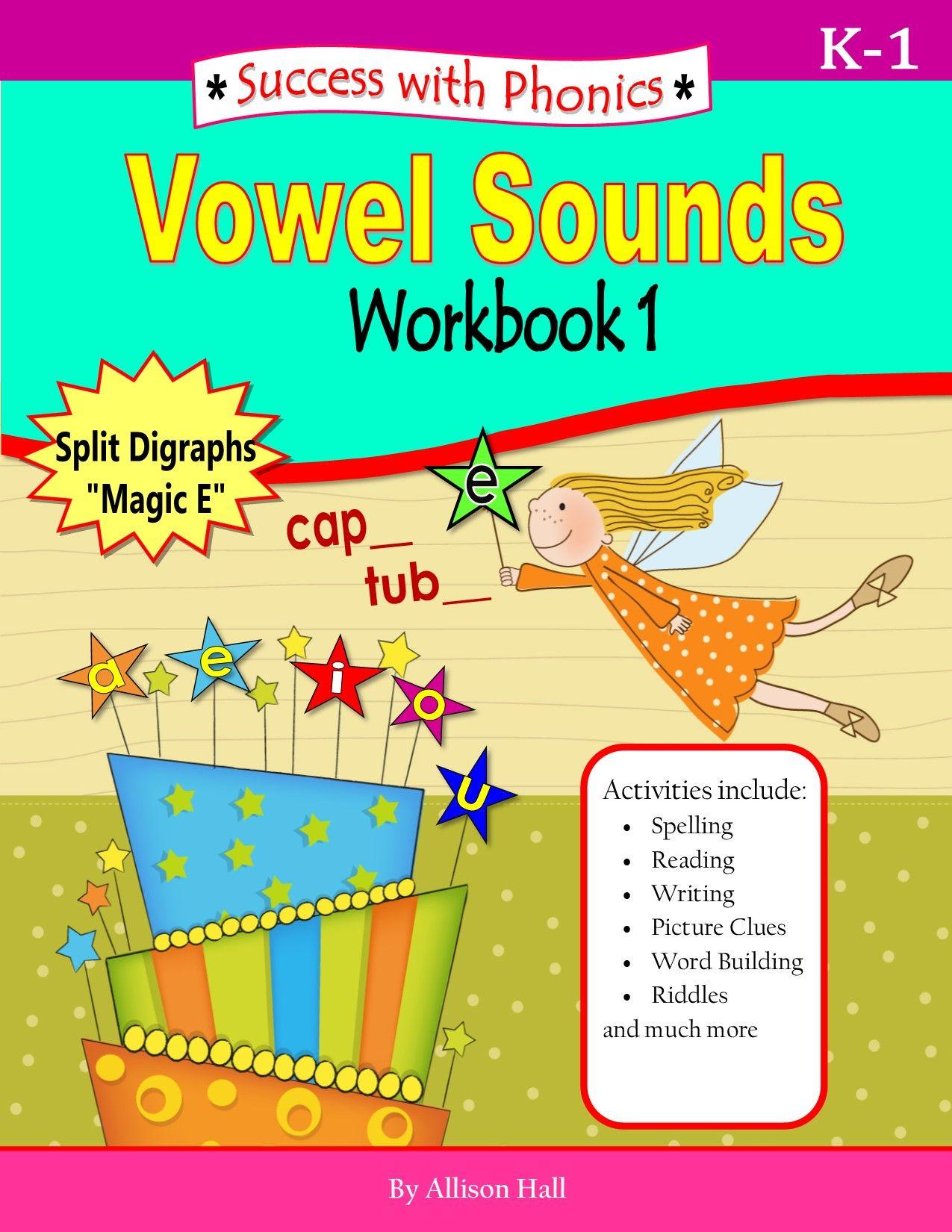 Vowel Sounds Split Digraphs Magic E With Images