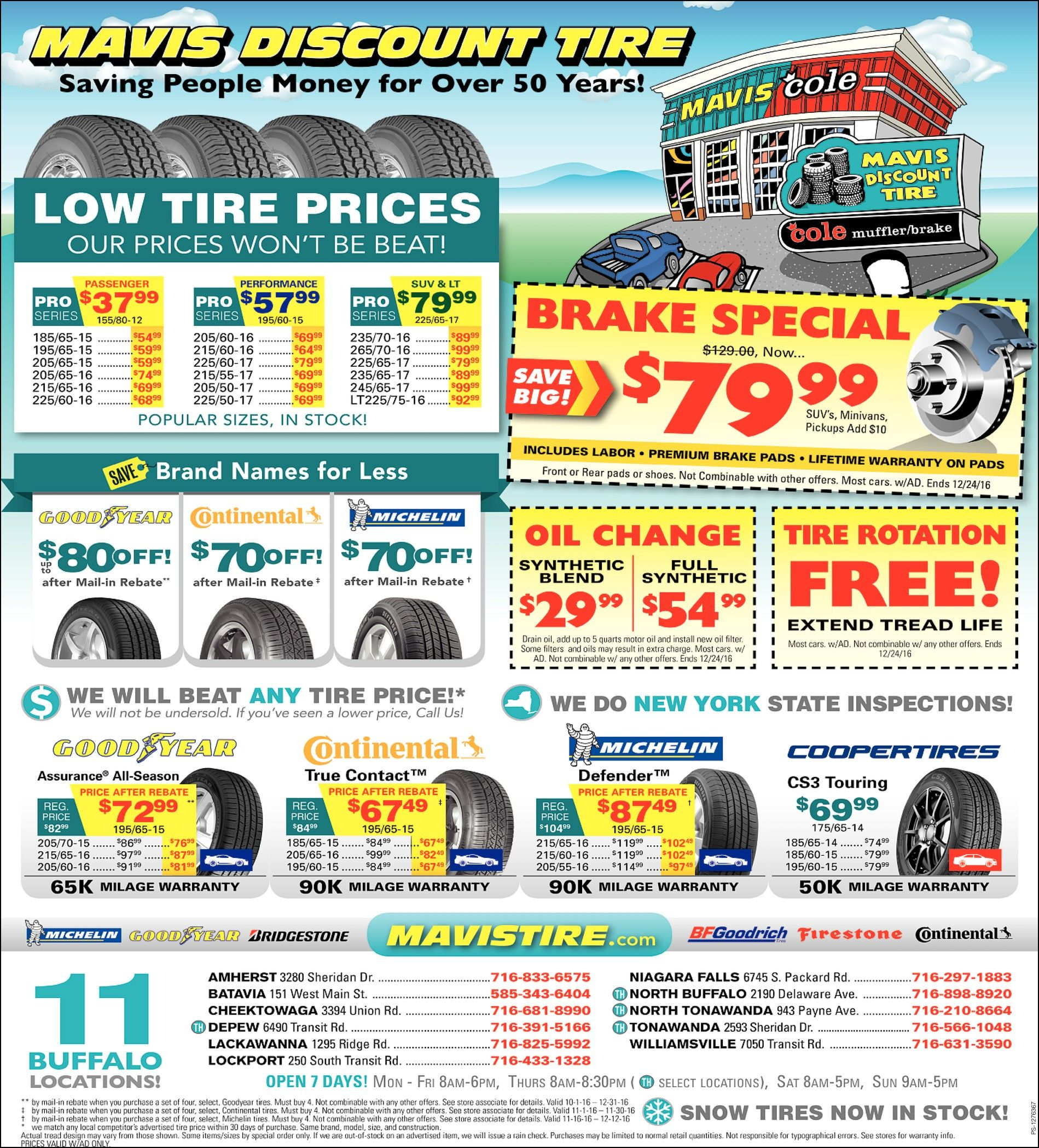 Mavis Tire Discount Coupons Wheels Tires Gallery
