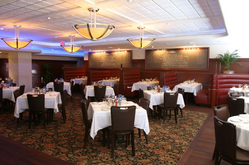 Find The Oceanaire Seafood Room Indianapolis Wedding Venues One Of
