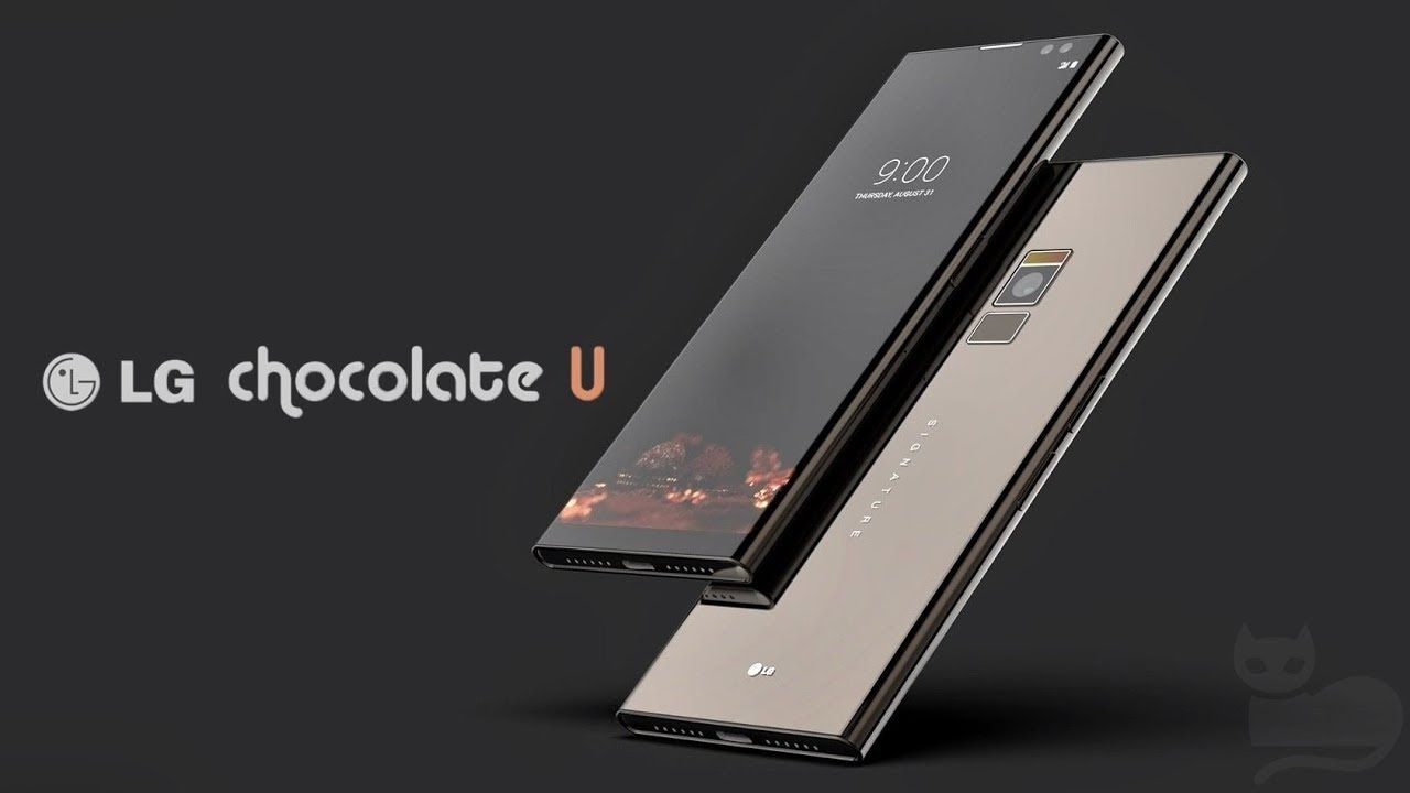 LG Chocolate U (2018) Comes Back with 21:9 Aspect Ratio