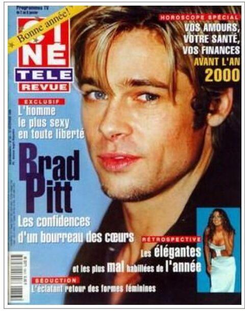 Brad Pitt Cover