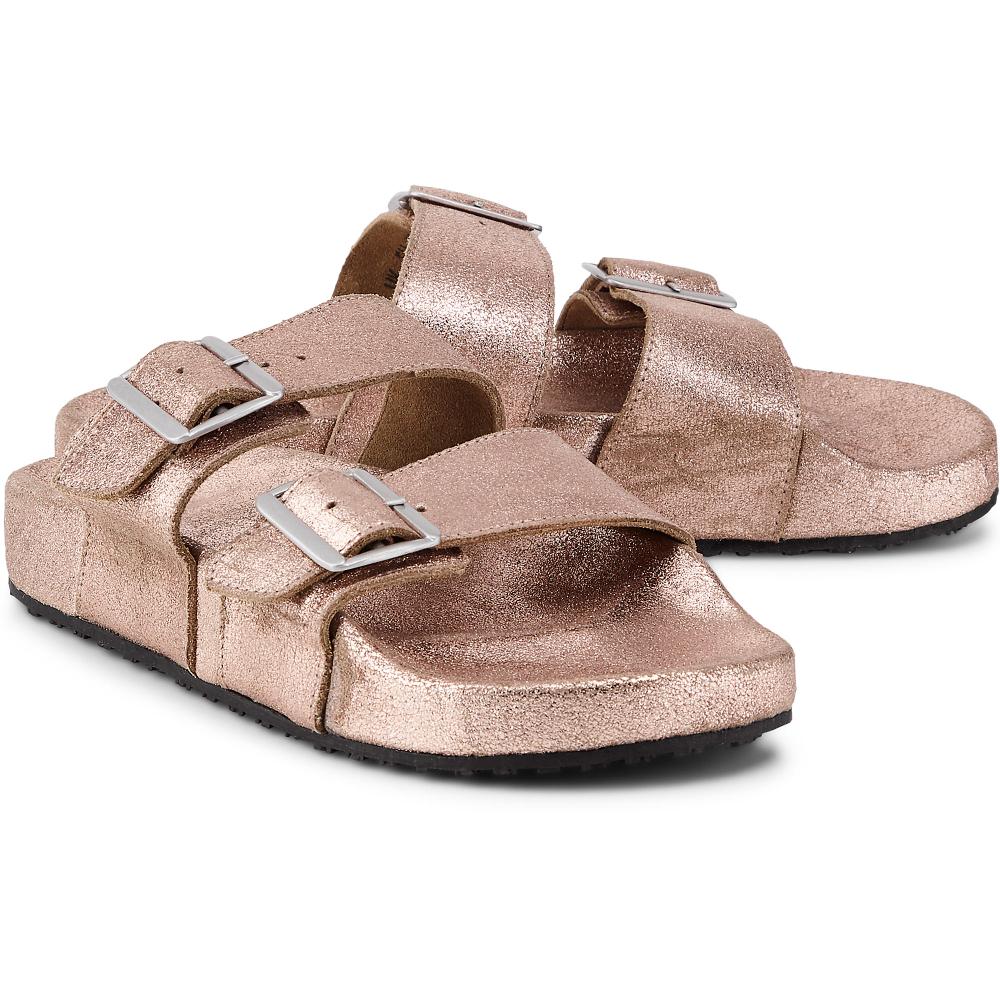 Pantolette ACE | Shoes, Bronze, Shoes sandals