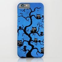 iPhone & iPod Case featuring  Owl Classroom by alexa