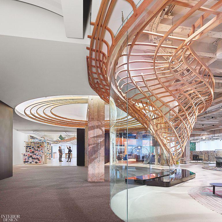 Steelcase by shimoda design group 2018 best of year - Interior design magazine best of year ...