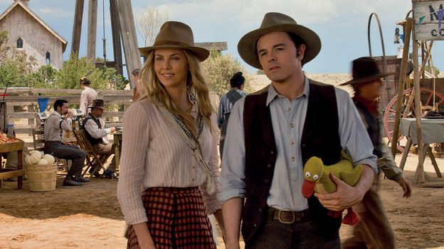 A Million Ways To Die In The West Stream Seth Macfarlane From Family Guy To Leading Man Seth Macfarlane Charlize Theron New Movies