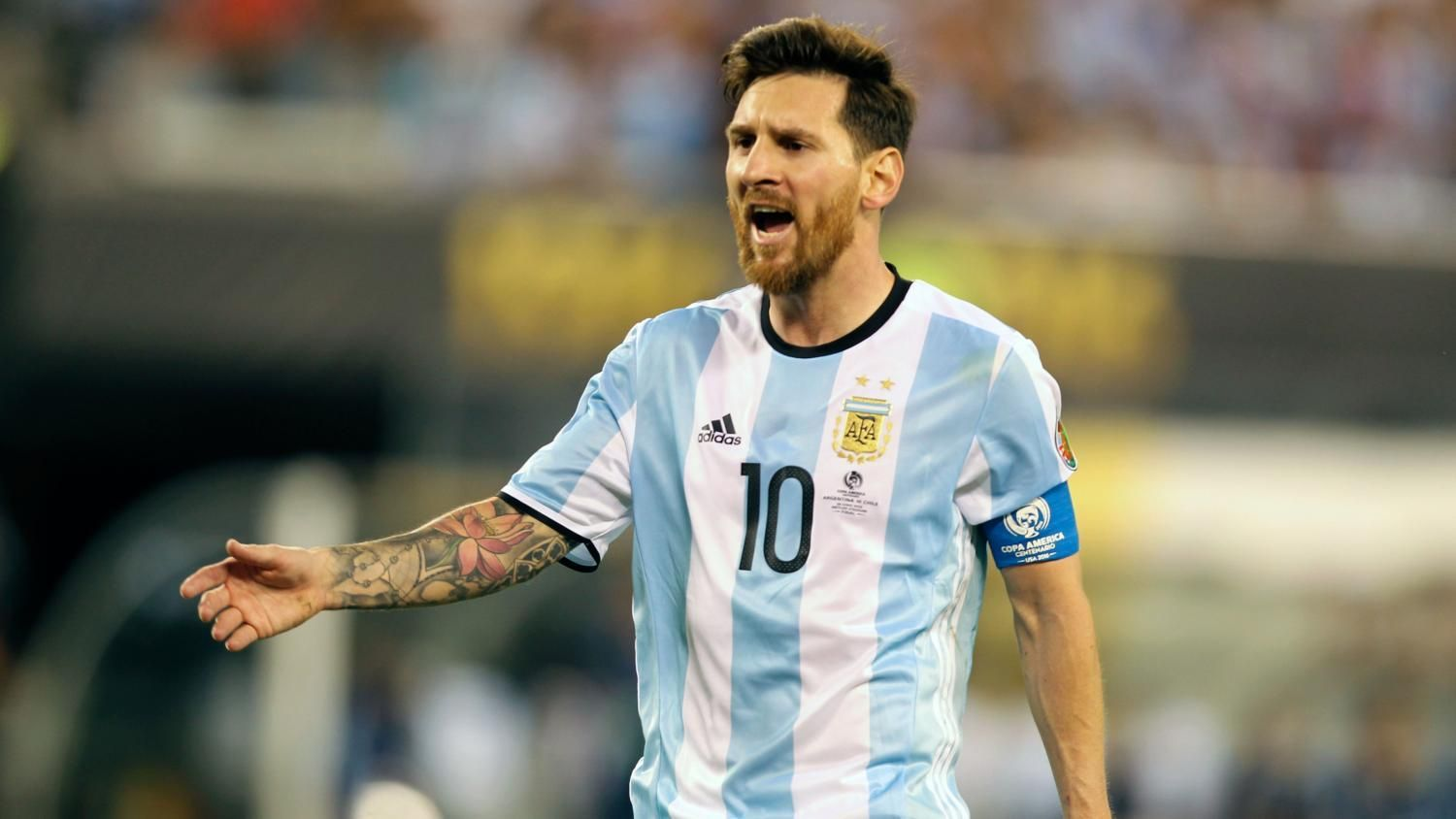 SI: Messi to Return To Argentina