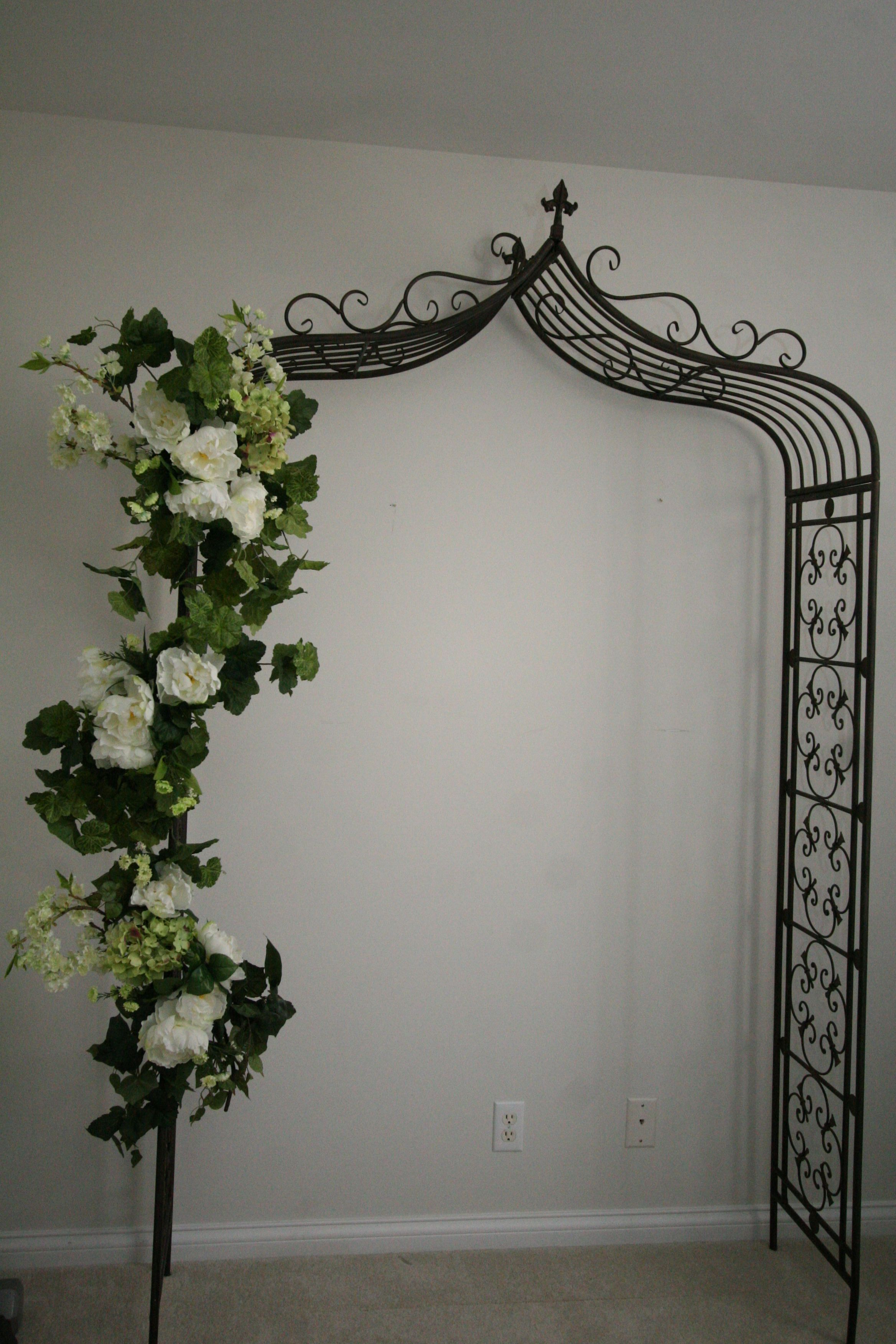 Hobby Lobby Iron Garden Arch Lisa This Is The One At I Sent