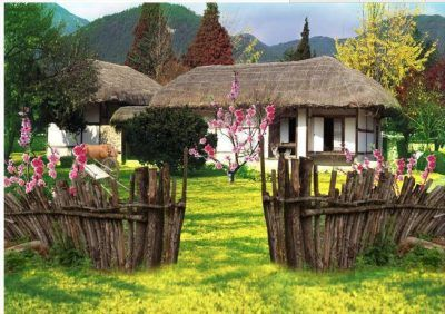 Jardines para casas de campo dise os casas de campo - Jardines en casas de campo ...