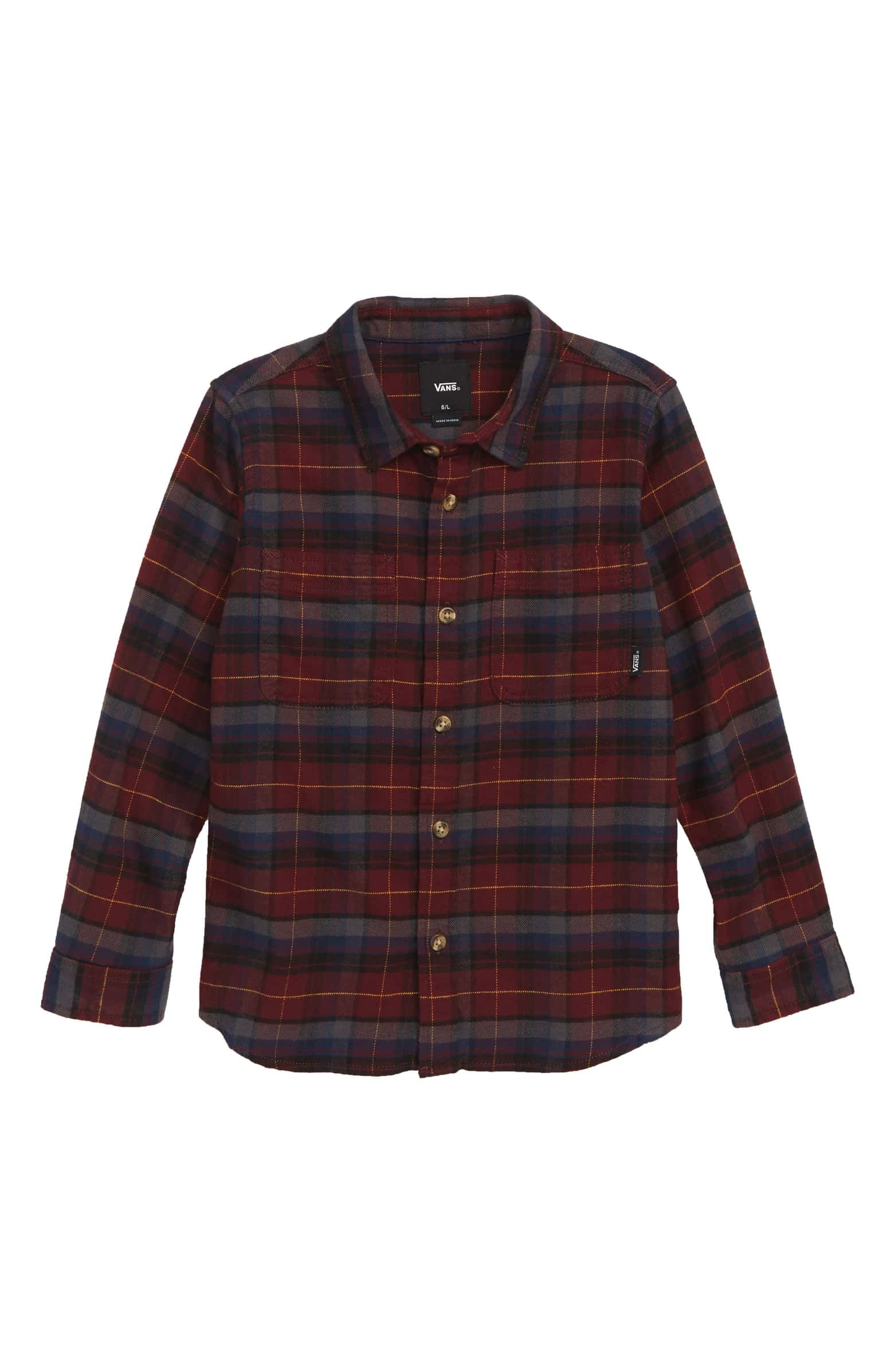226f3bceef Banfield III Plaid Flannel Shirt