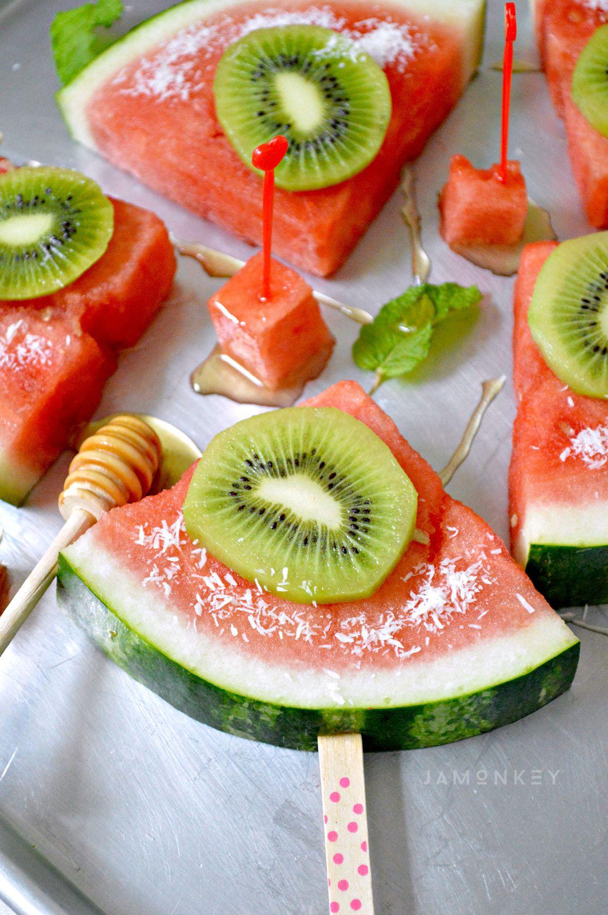 Watermelon on a Stick