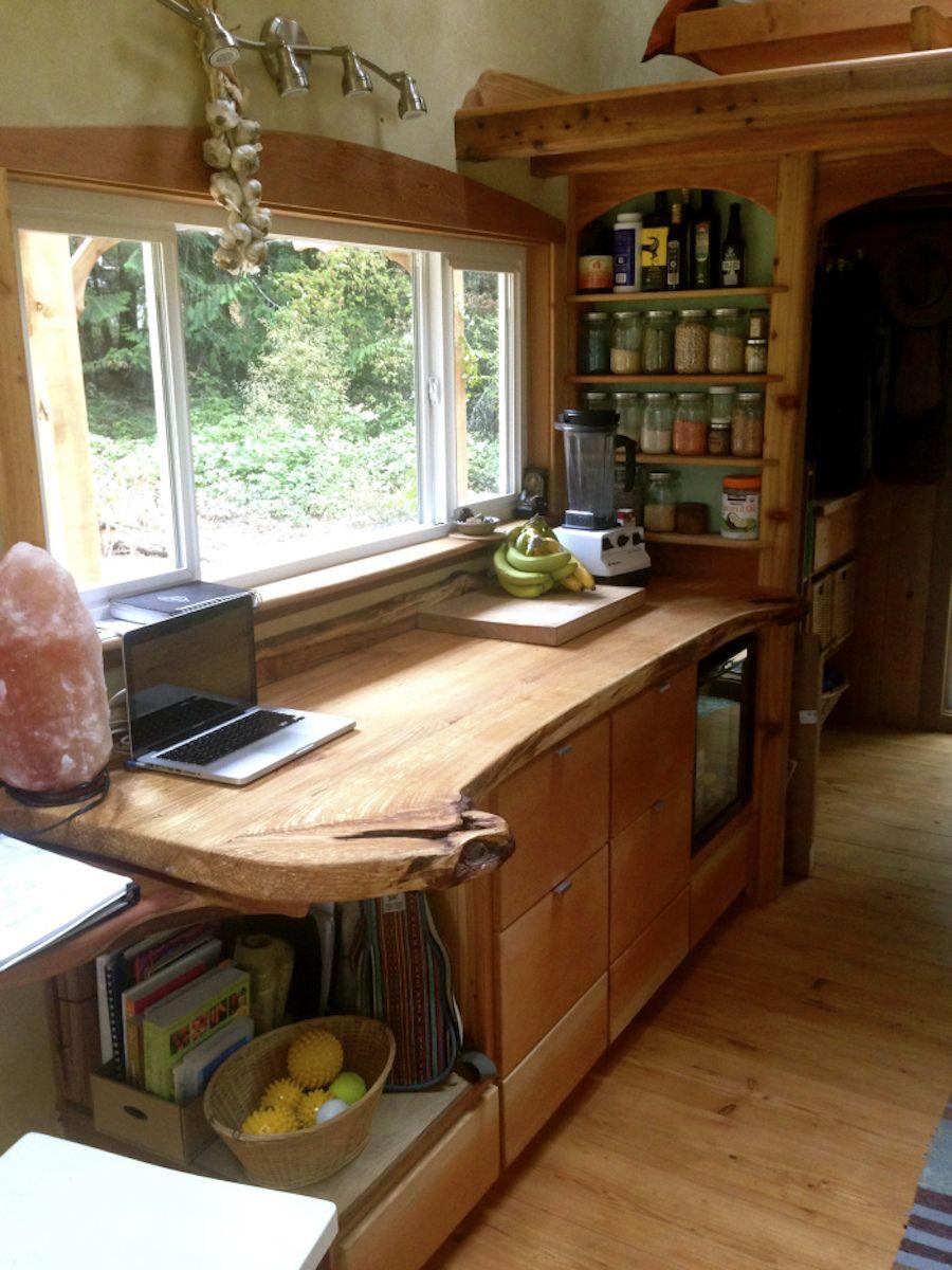 Keva Tiny House Salt Spring Island British Columbia