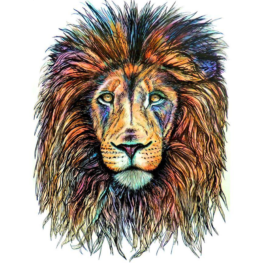 Rainbow Lion - BPARSH