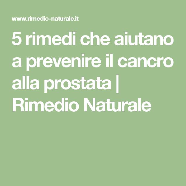 prostata procedura naturale