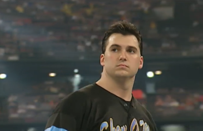 Shane Mcmahon Made A Rare Public Appearance To Support Batista S New Film Shane Mcmahon Vince Mcmahon Watch Wrestling