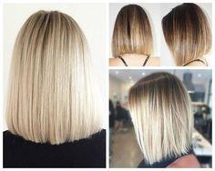 9 вариантов стрижки каре боб на средние волосы