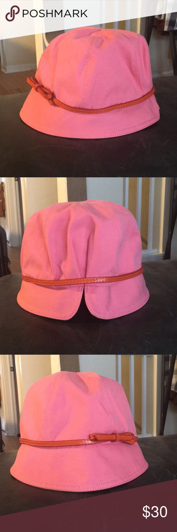 e9595852eac91 Coach Bucket Rain Hat