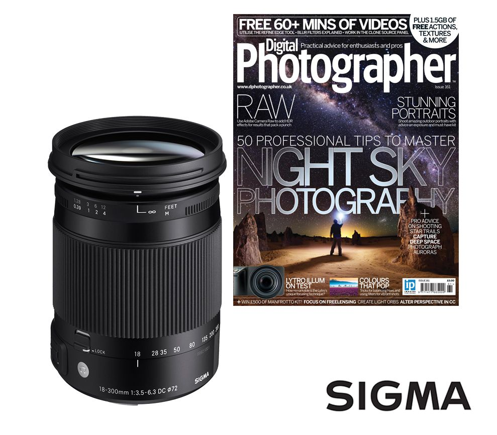 The Sigma 18 300mm F3 5 6 3 Dc Macro Os Hsm Contemporary Lens Is Featured In The Super Zoom Shoot Ou Digital Photographers Cool Things To Buy Digital Texture