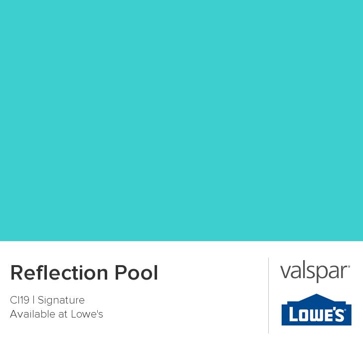 Reflection Pool From Valspar Valspar Paint Colors Valspar Perfect Paint Color