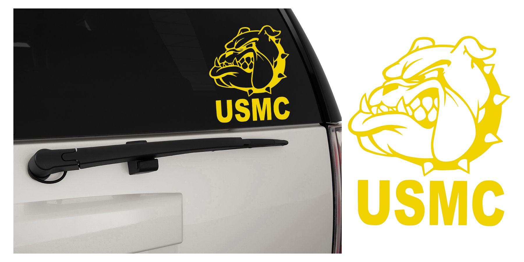 United States Marine Corps (USMC) Bulldog Matte Indoor