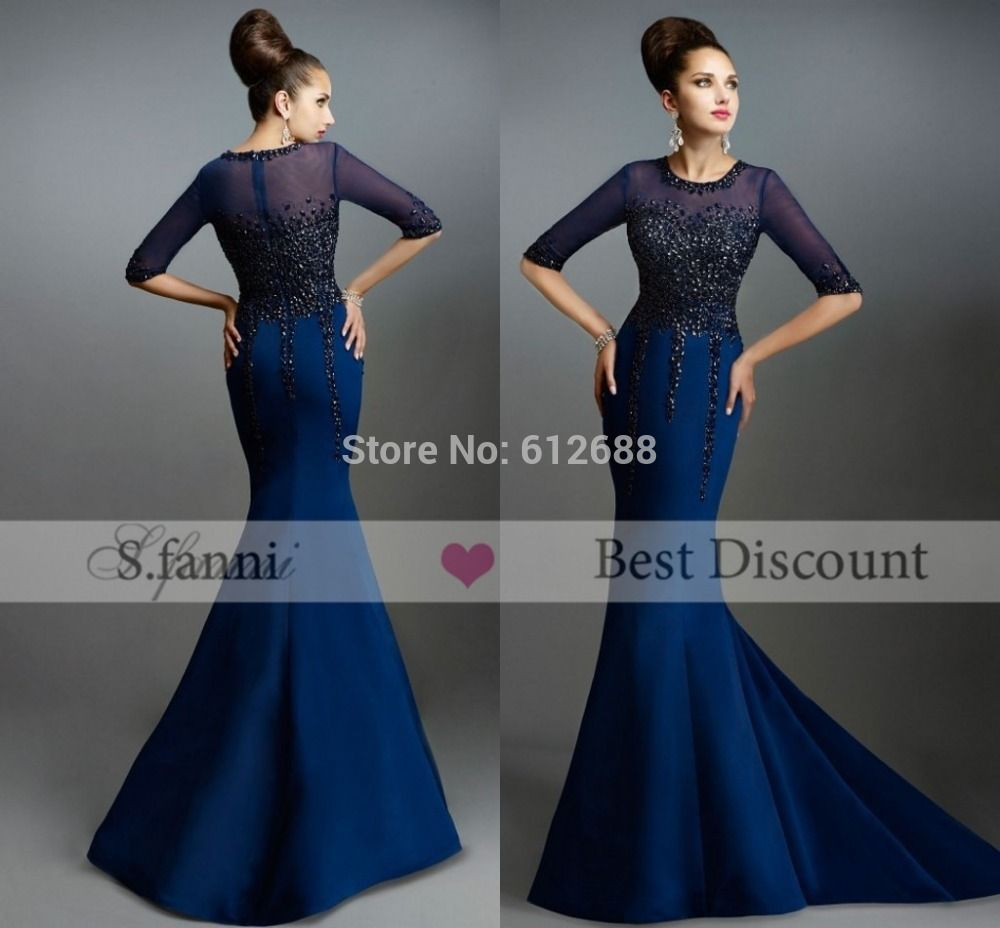 Click to buy ucuc special occasion dress glamorous beading