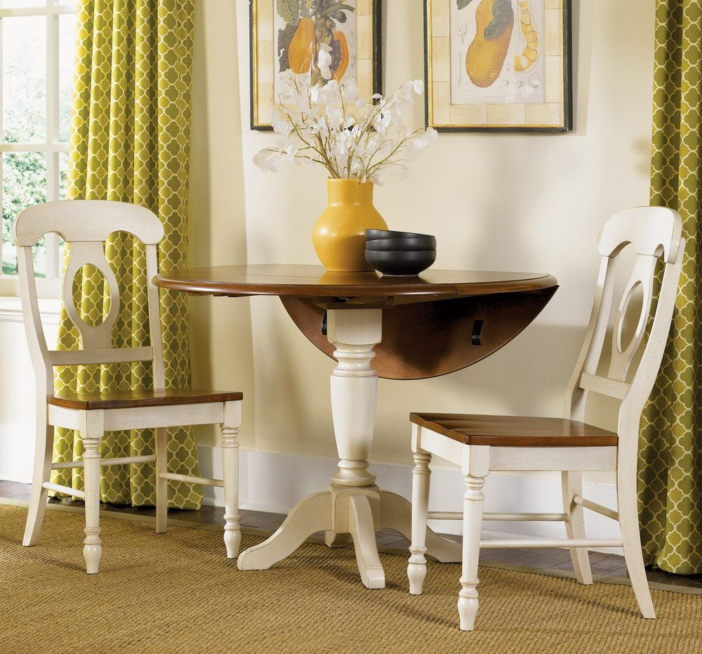 Low Country Sand 3 Piece 42 Inch Round Dining Room Set W/ Napoleon Back  Chairs Is A Part Of Low Country Sand Collection By Liberty Furniture ...