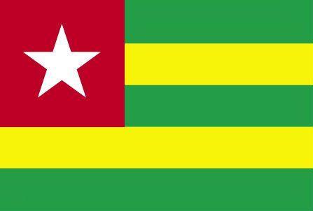 Togo Flag Togo Flag Flags Of The World Africa Symbol