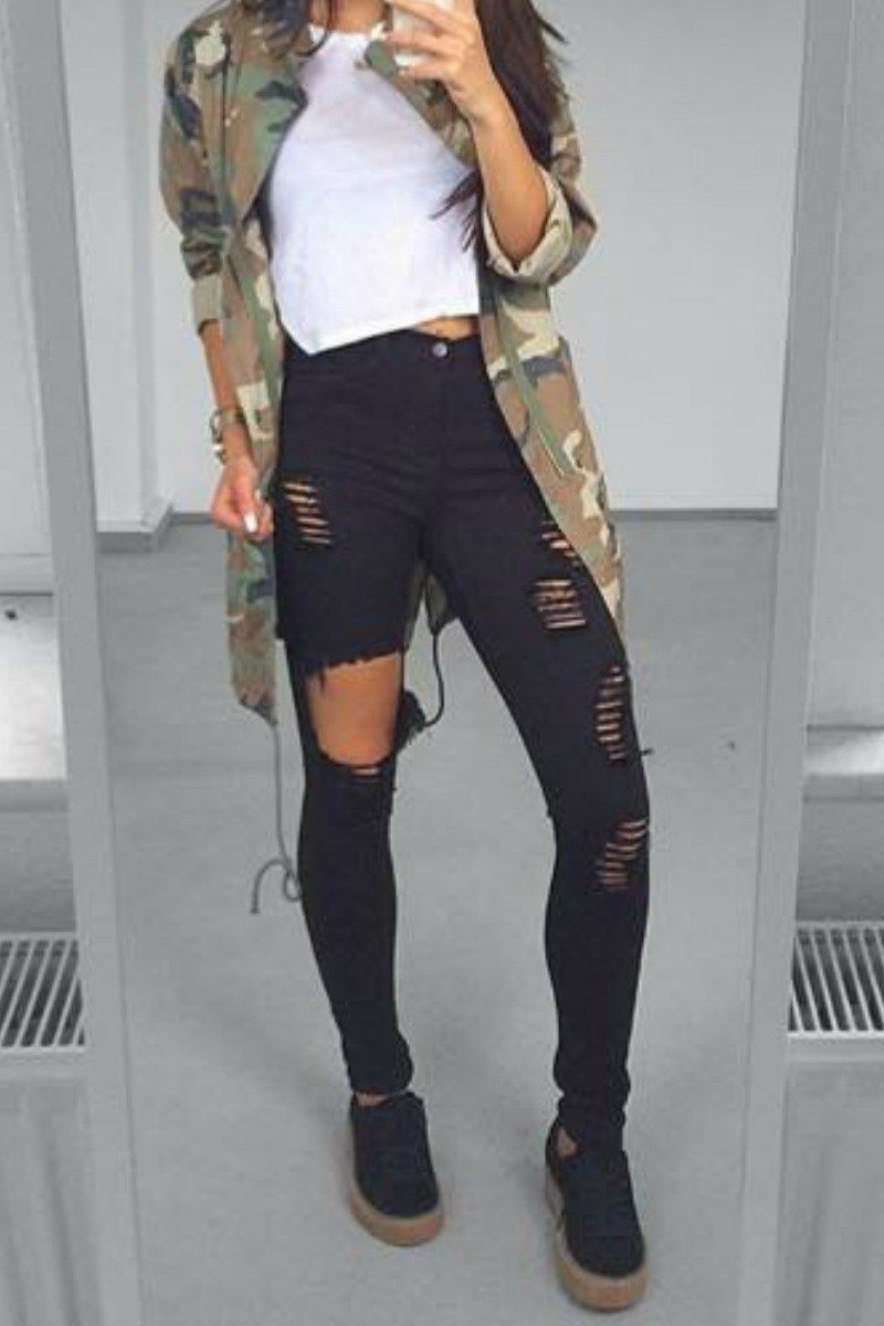 65 Cute Fall Outfits For School You Need To Wear Now -4701