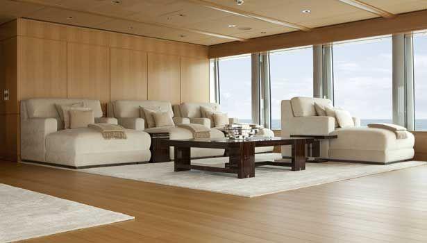 musashi yacht | Musashi yacht: lounge