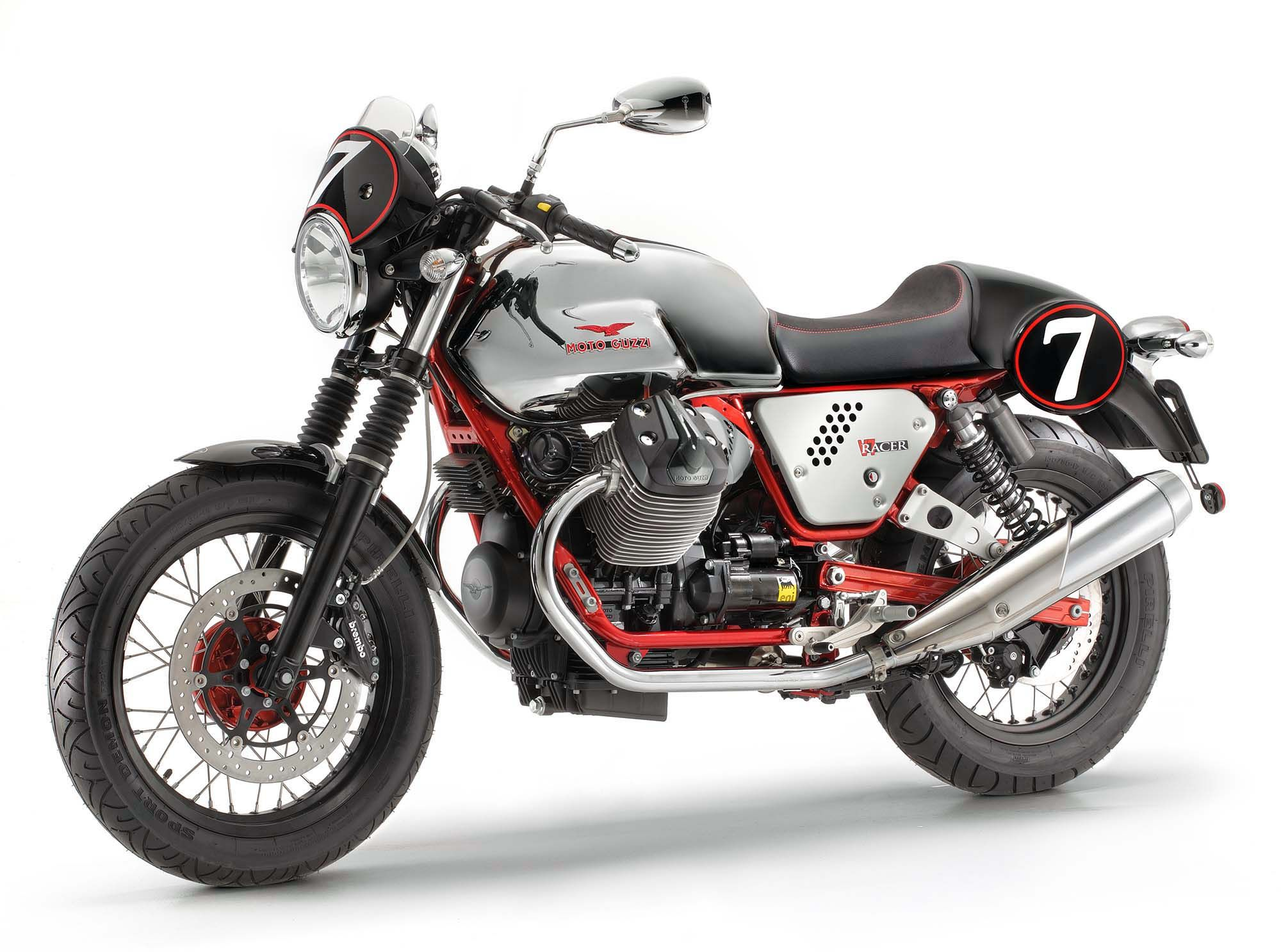 Top 10 Most Expensive Motorcycle Brands In The World Moto Guzzi