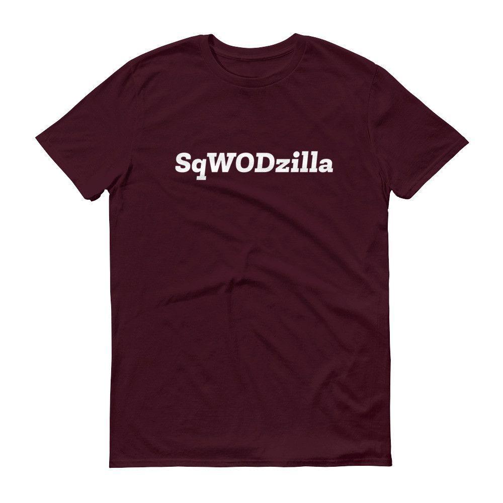 SqWODzilla Short sleeve t-shirt