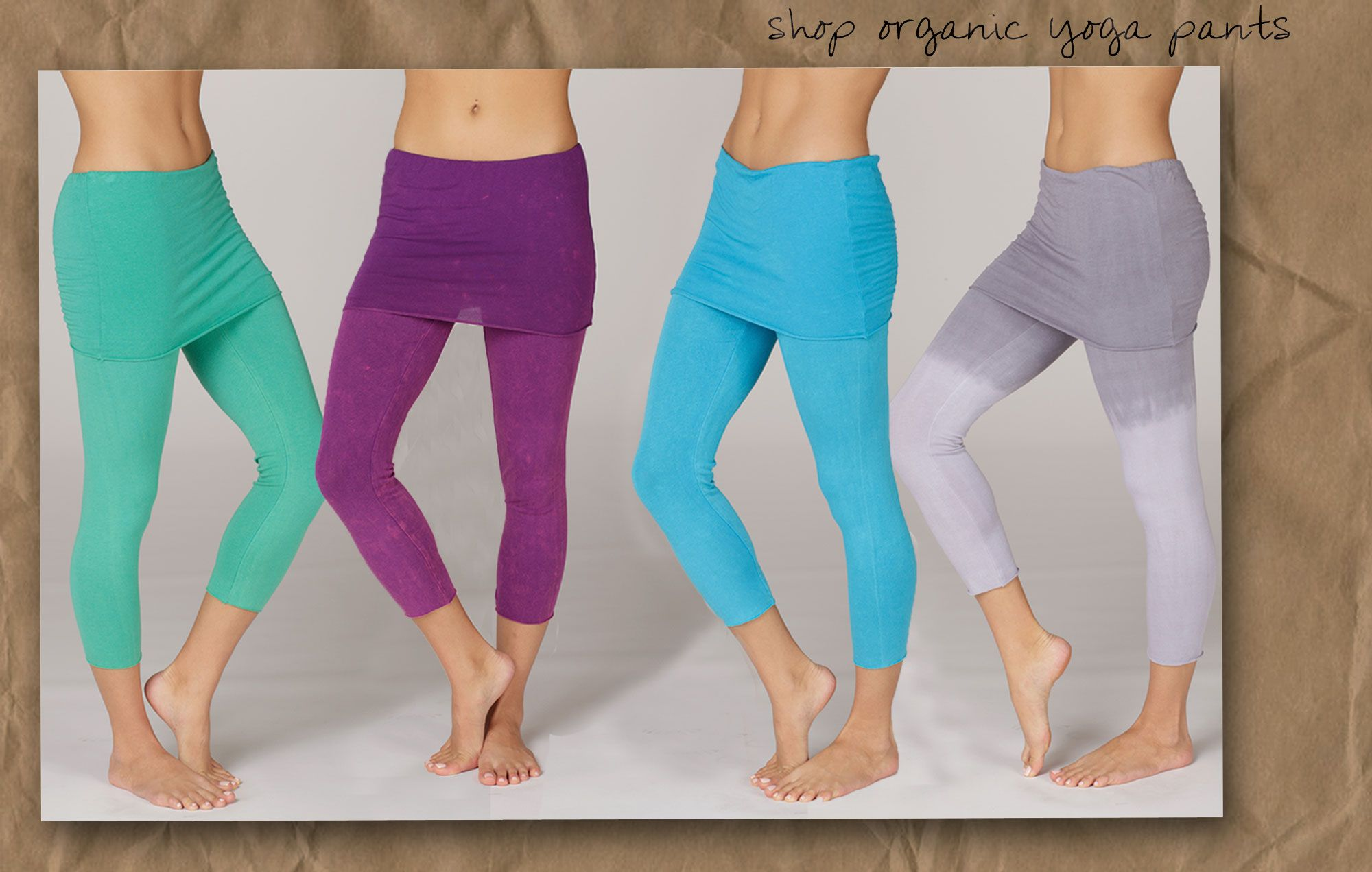 10a7913169 LVR organic capris/ yoga pants! all colors available now ...