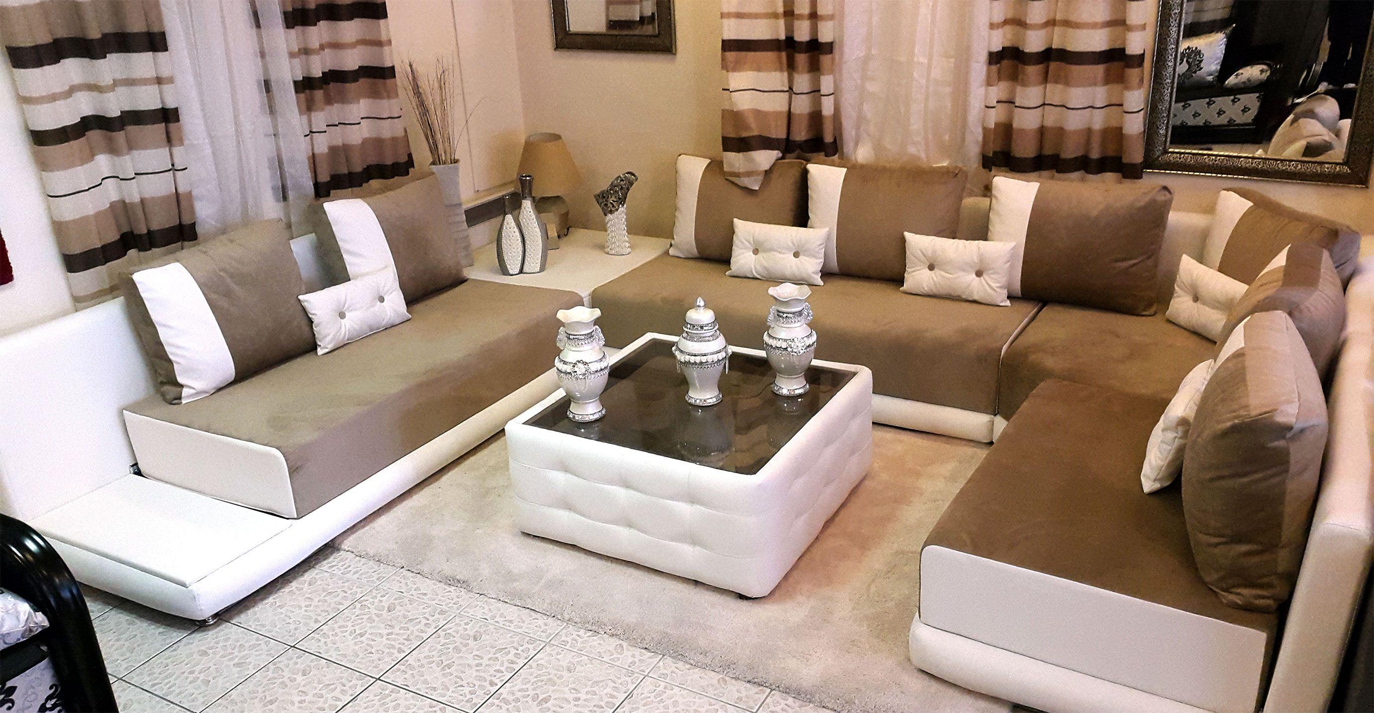 salon s jour marocain 2018 expert decorator d coration salon house. Black Bedroom Furniture Sets. Home Design Ideas
