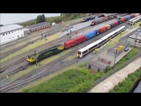Compilation Model Railway Layouts 2015 - N Gauge | my train