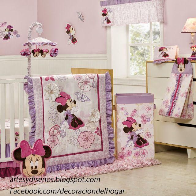 Cortinas para dormitorios de bebes by artesydisenos for Cortinas habitacion bebe