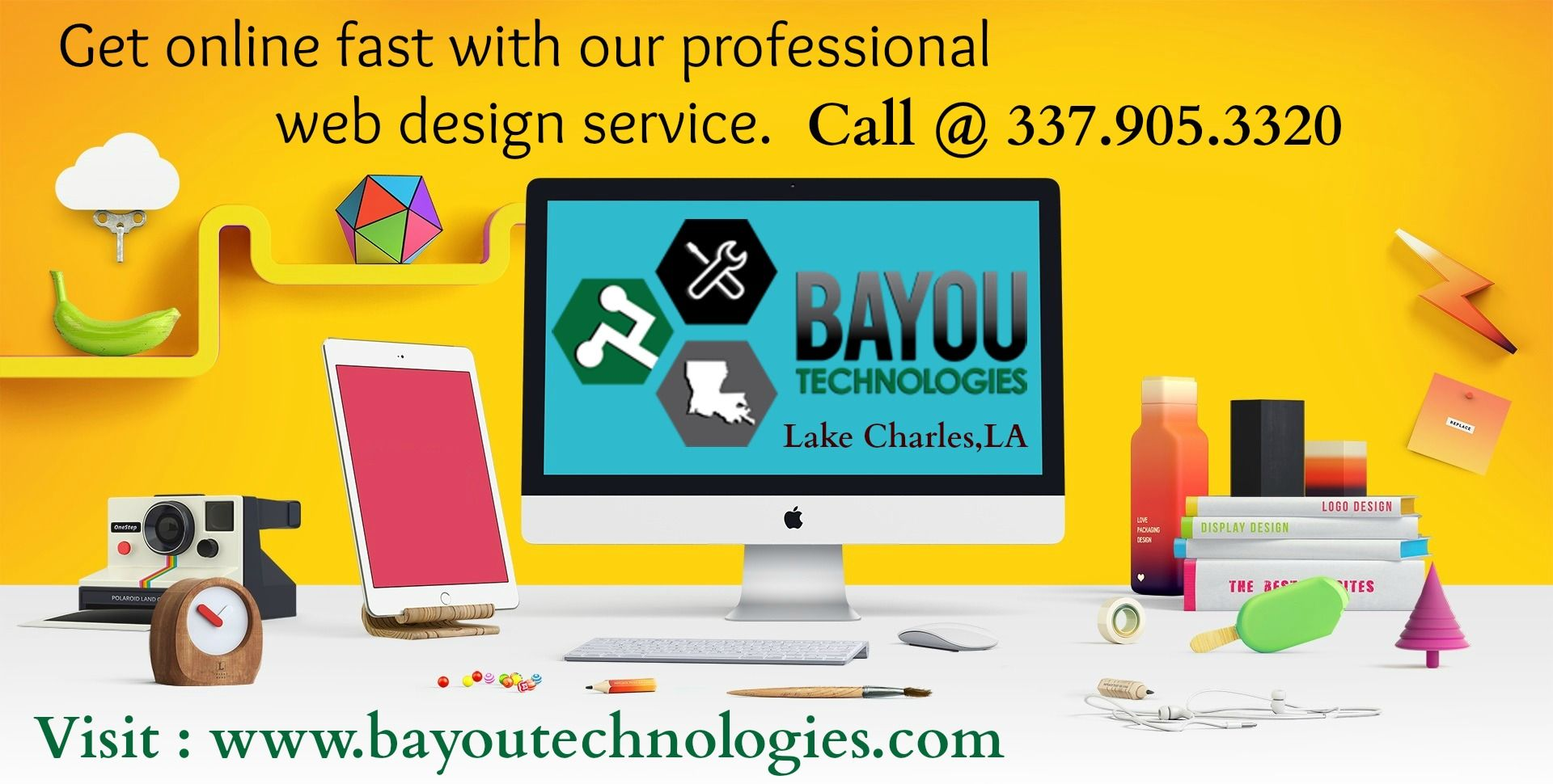 Web design and marketing solutions for businesses of all