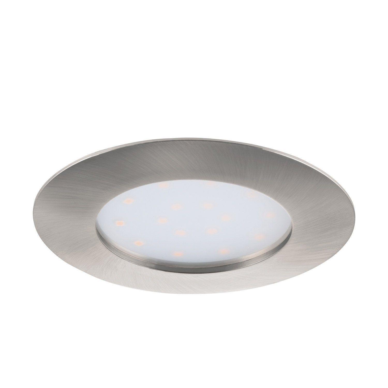 Spot A Encastrer Exterieur Pineda 10 2 Plastique Eglo Plastique Exterieur