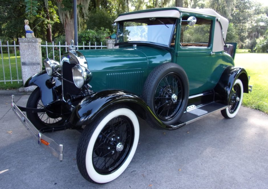 1928 Ford Model A Sport Coupe In 2020 Sports Coupe Ford Models Coupe