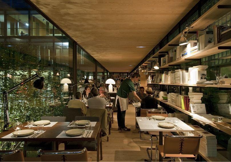 Bosco De Lobos Bar Design Restaurant Commercial Interior Design Commercial Interiors