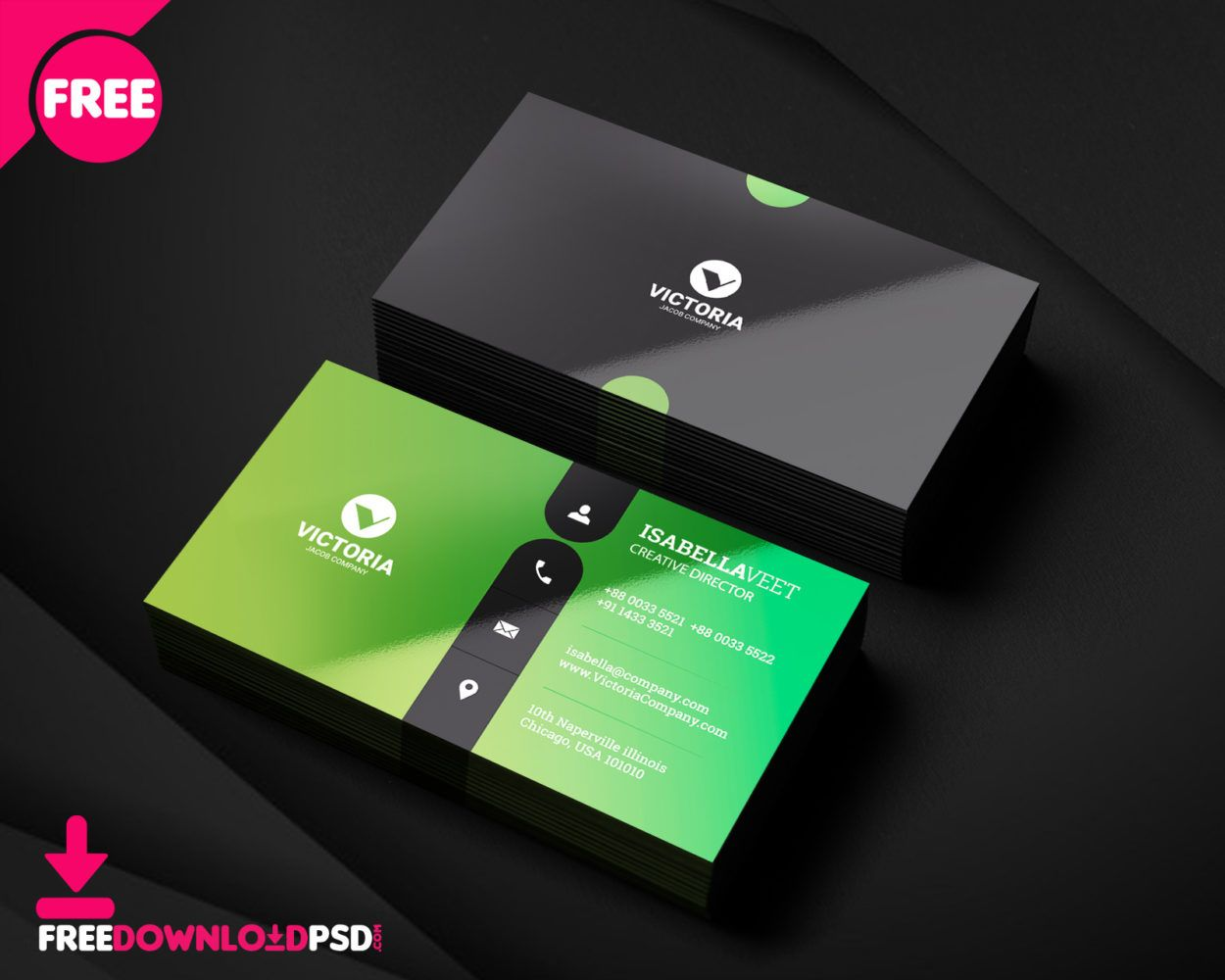 Simple Business Card Minimalist Business Cards Simple Business Cards Business Cards Simple