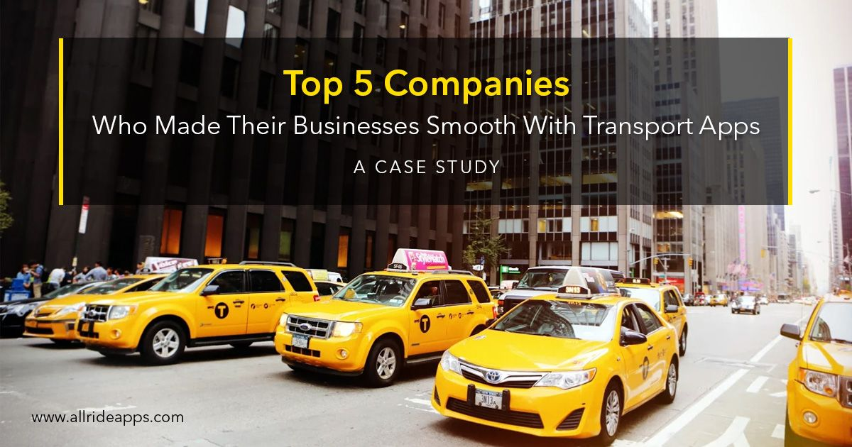Beyond Uber Success Stories Of 5 Other Transportation Apps